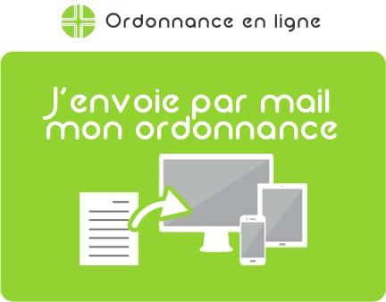 Votre temps est précieux ! Envoyez vos ordonnances en ligne puis venez chercher votre commande dans votre pharmacie.