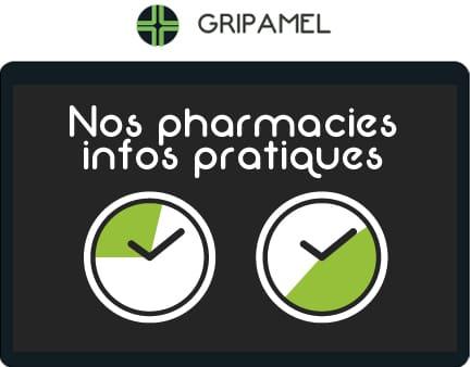 Accédez à toutes les infos pratiques de votre pharmacie préférée, Découvrez ou redécouvrez nous !