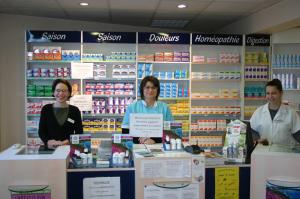 Pharmacie du chateau - Brézé - 49260-2