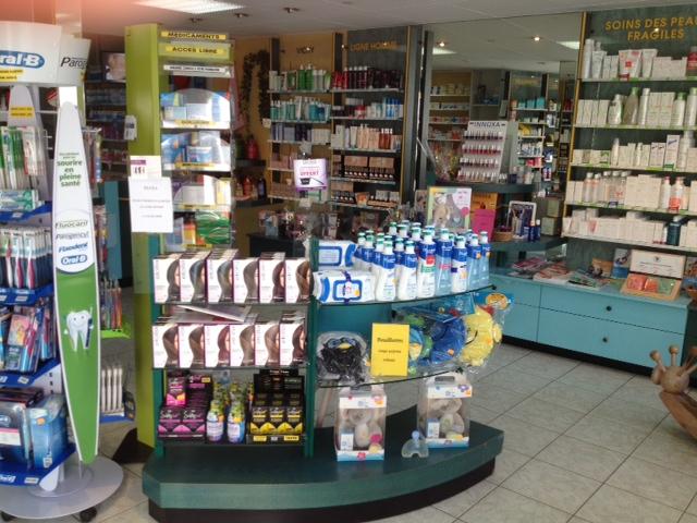 Pharmacie Chagneau Soucelles 49140