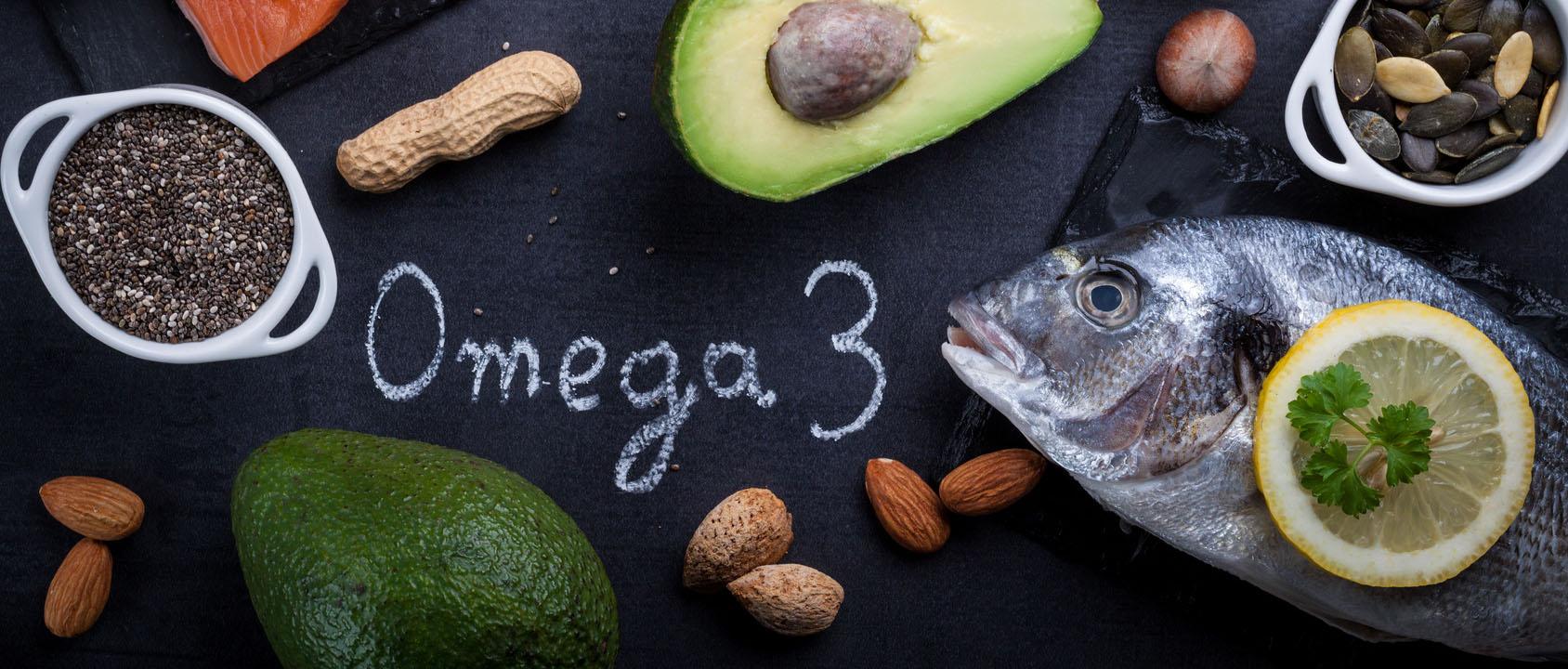 Oméga 3 : des nutriments essentiels et indispensables !