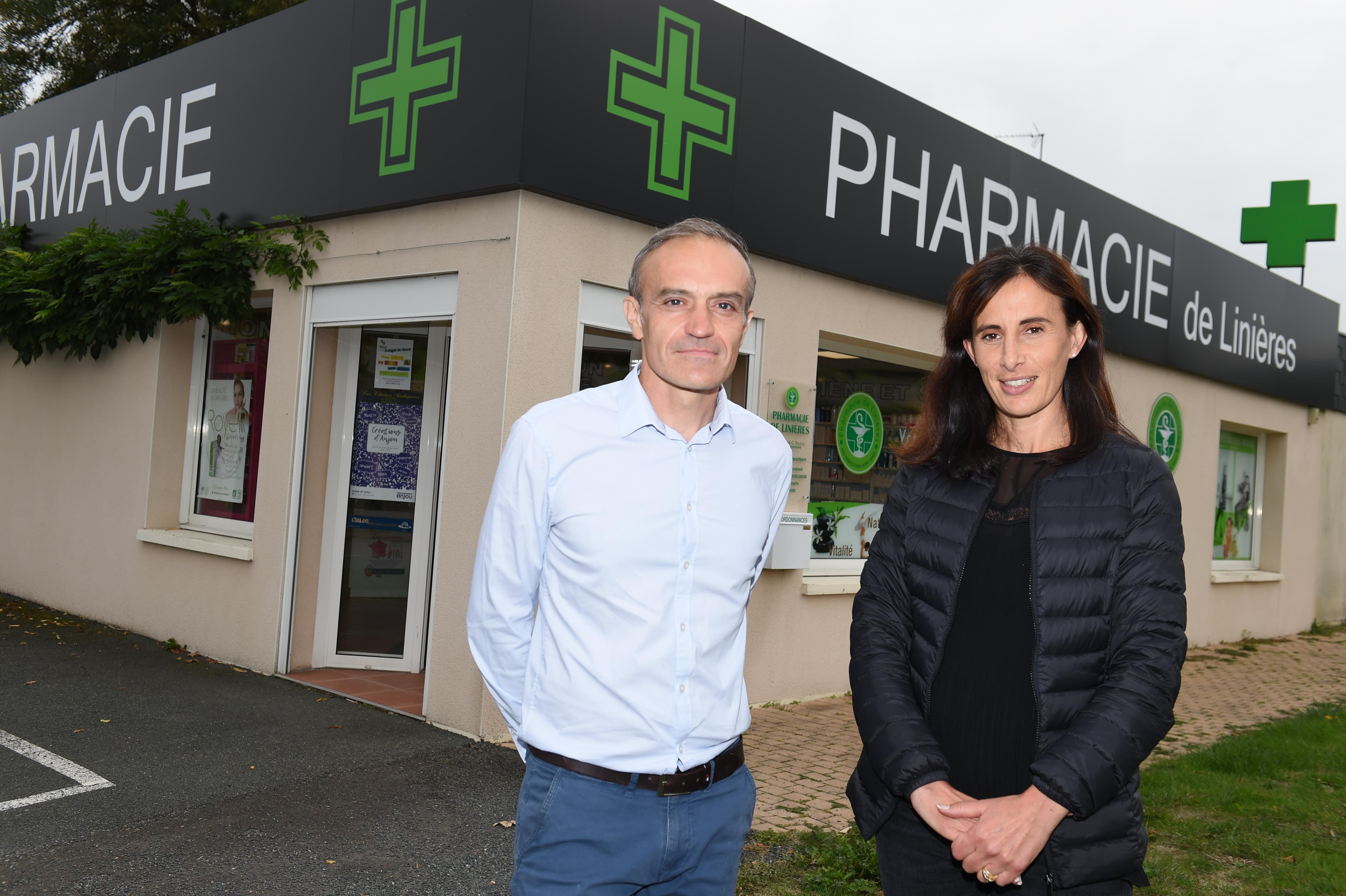 Pharmacie de Linieres